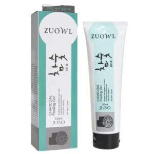 Juno Пилинг-гель для лица для всех типов кожи, особенно для жирной кожи, 130 мл 44