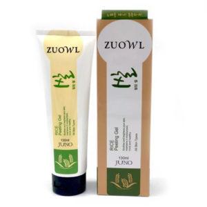 Juno Пилинг-гель для всех типов кожи Zuowl Peeling Gel, 130 мл 15