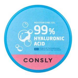 Consly Увлажняющий гель с гиалуроновой кислотой, 300 мл 81