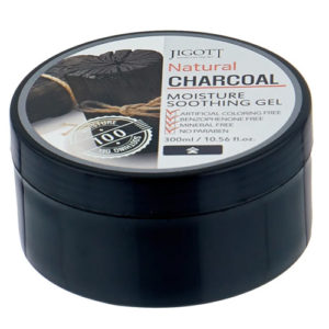 Jigott Гель для тела Jigott Natural Charcoal, 300 мл 6
