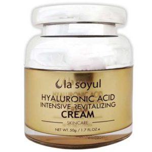 La Soyul Крем для лица восстановление кожи с гиалуроновой кислотой, 50 г 32