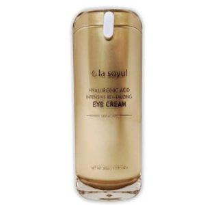 La Soyul Крем для кожи вокруг глаз восстановление кожи с гиалуроновой кислотой, 30 мл 4