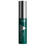 Maxi Color Тушь для ресниц цветная Color Play Mascara, тон 01 зелёный, 12.9 г 2