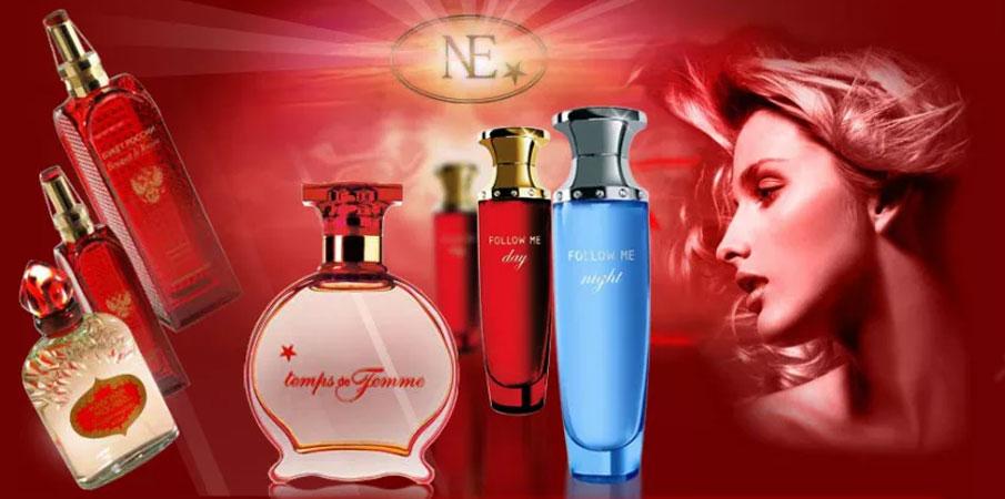 Новая заря парфюмерия и косметика